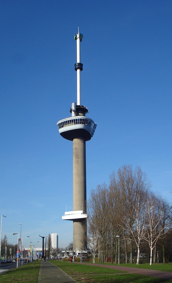 Euromast observation tower