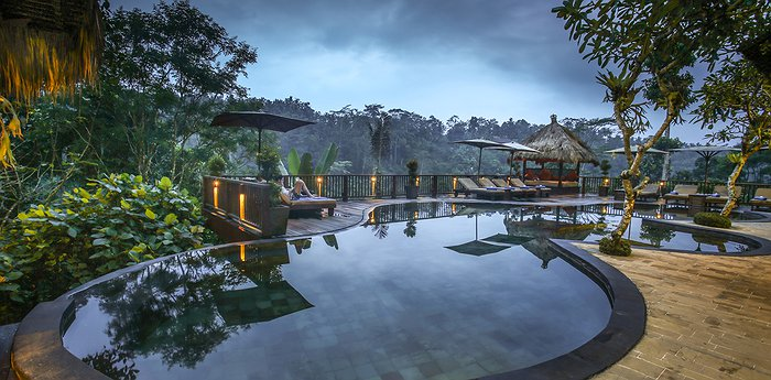 Nandini Jungle Resort & Spa - Breathtaking Jungle Pool in Bali