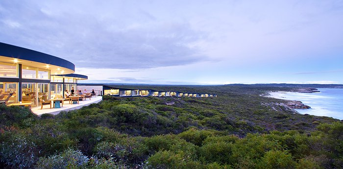 Southern Ocean Lodge – wild nature, wild times