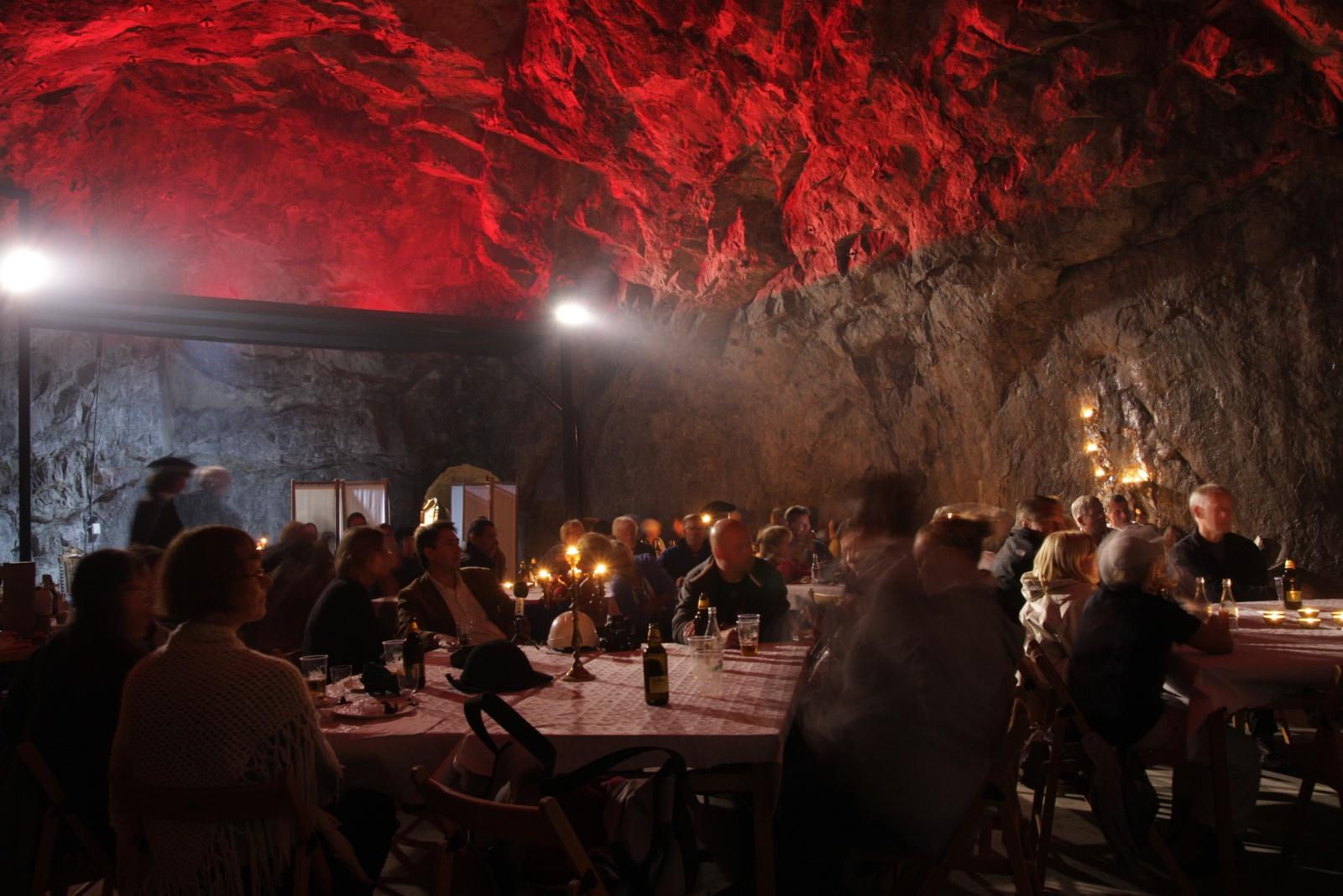 Sala Silvermine An Underground Adventure