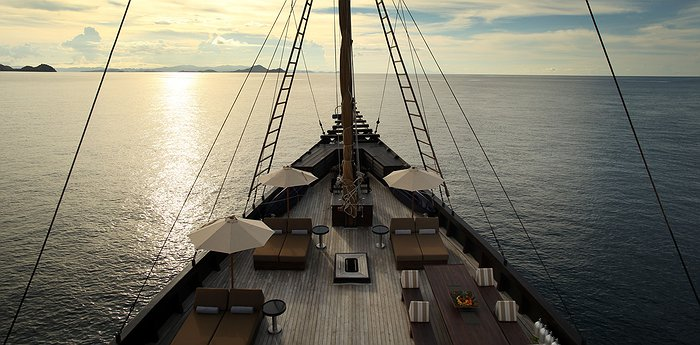 Alila Purnama - 16th Century Cruise Ship In Indonesia