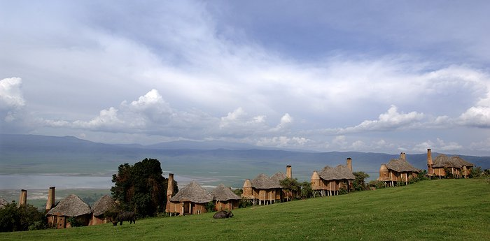 andBeyond Ngorongoro Crater Lodge - Pristine Wilderness, Safari And Luxury