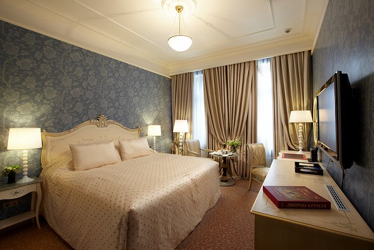 Radisson Royal Moscow superior room