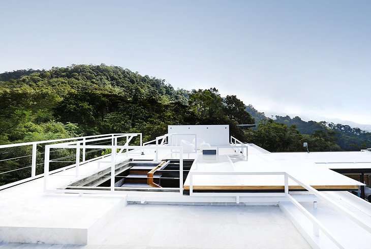 Kura Design Villas rooftop