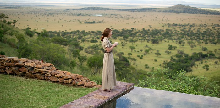 Singita Sasakwa Lodge - Wildlife spotting from a luxury lodge