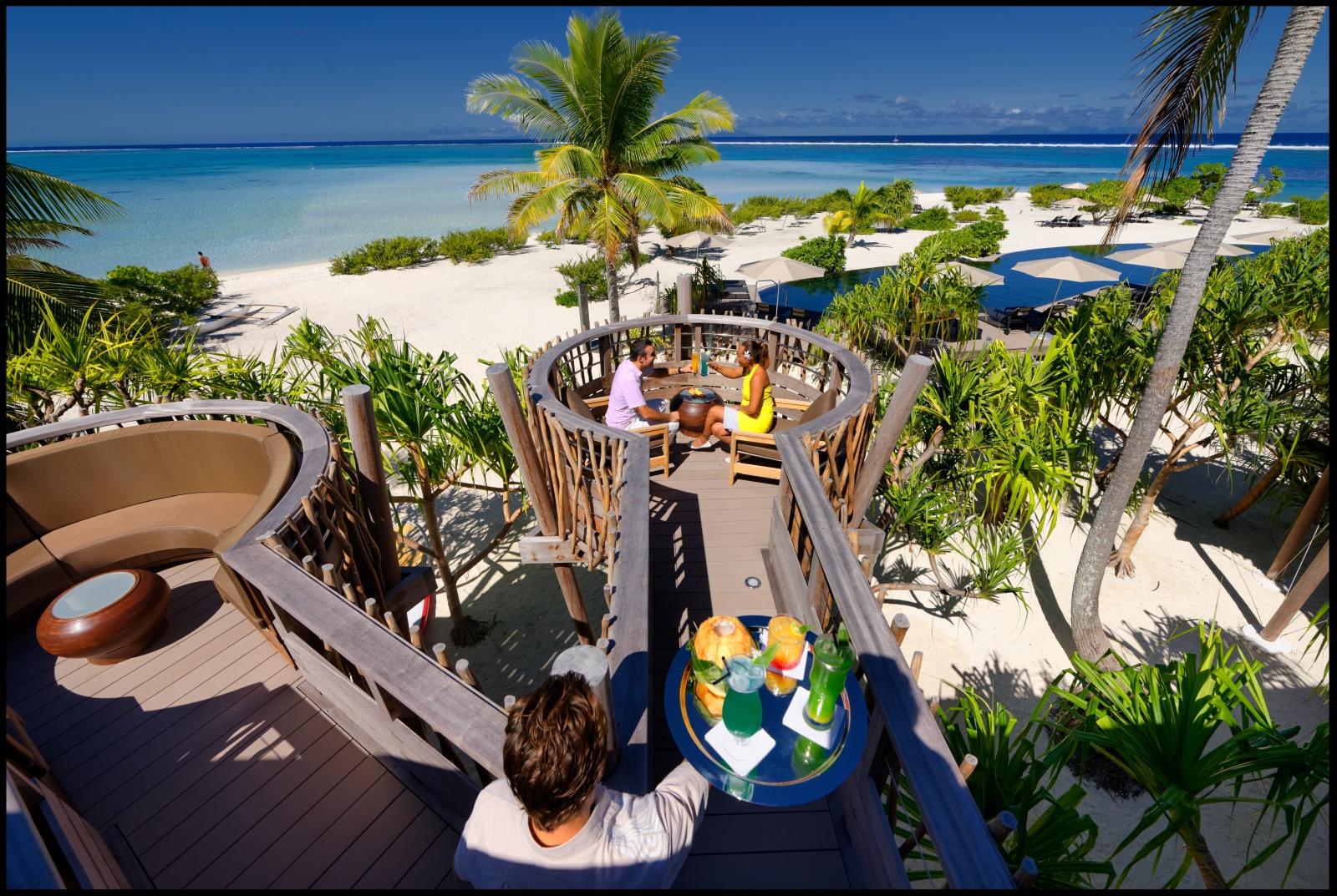 The Brando Hotel - French Polynesian Island Named After Marlon Brando
