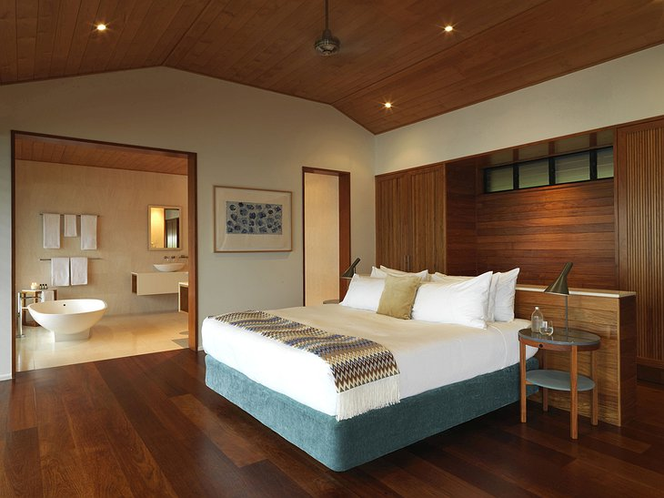 Qualia Hamilton Island bedroom