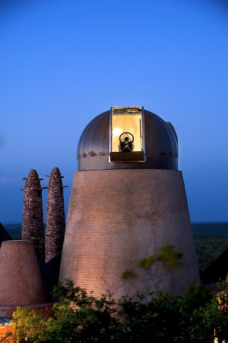 The Waterberg Observatory