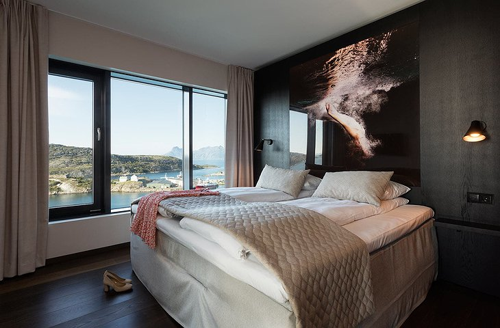 Scandic Narvik Room with Fjord View