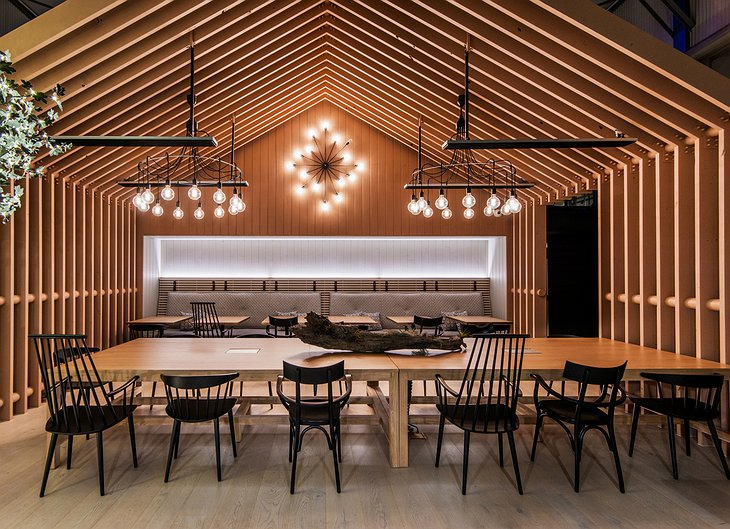 Ovolo Woolloomooloo Kitchen Table