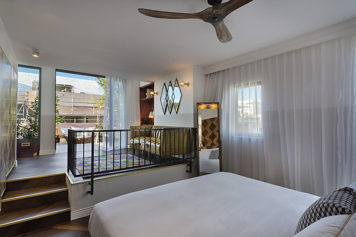 Hotel Nordoy Suite with Balcony
