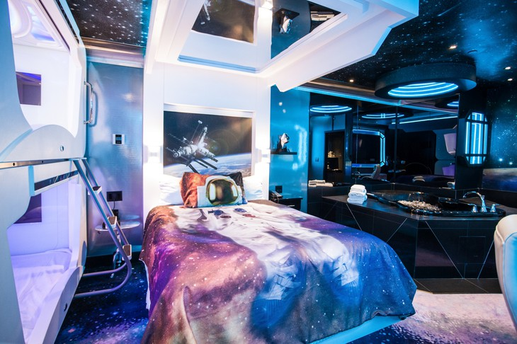 Fantasyland Hotel Where Dreams Are In Rare Agreement With Reality