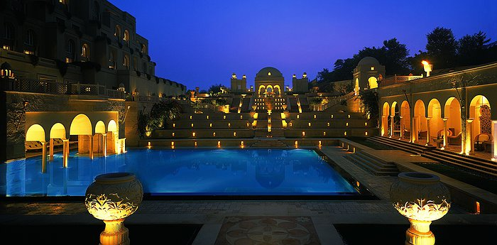 The Oberoi Amarvilas Agra - Indulge Your Private View Of The Taj Mahal