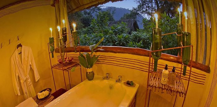 Sanctuary Gorilla Forest Camp