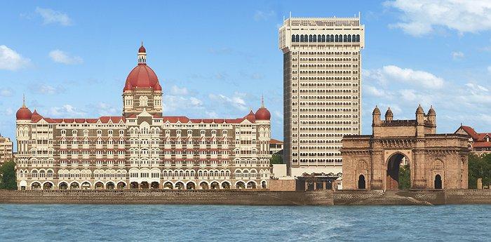 The Taj Mahal Palace Mumbai - India's First Harbor Landmark
