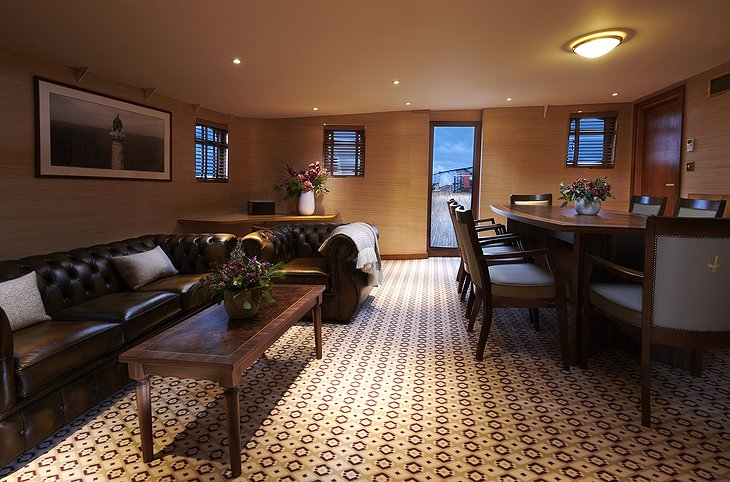 Fingal Hotel Skerryvore Suite