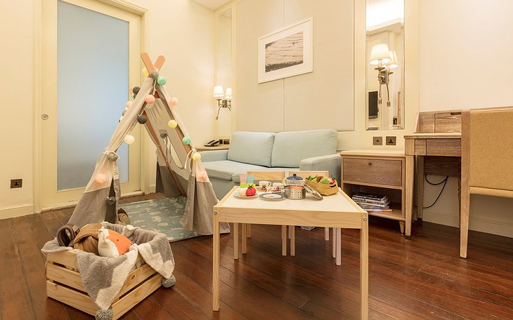 Tai O Heritage Hotel glamping experience for kids