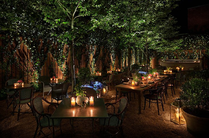 PUBLIC Hotel New York Garden Dining