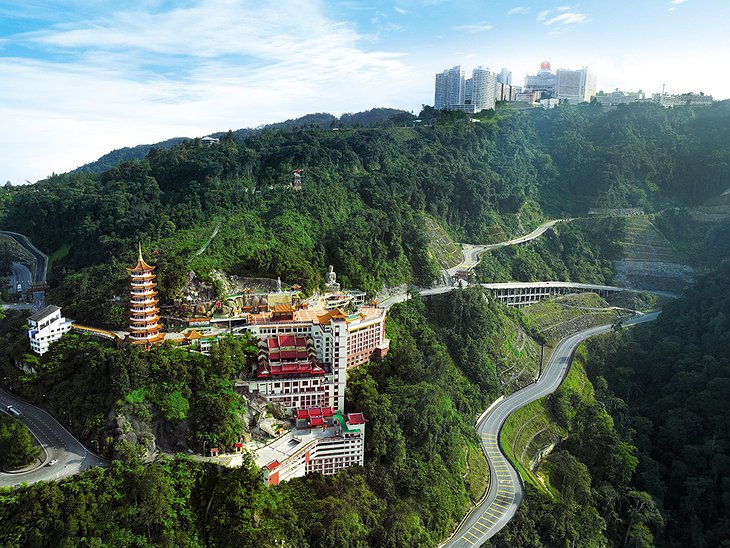 Genting Highlands mountain