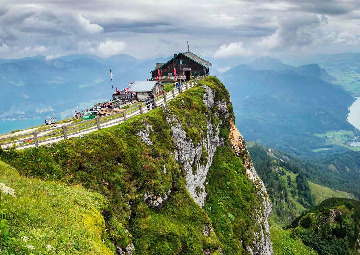 hotel schafbergspitze austria s oldest mountain hotel. Black Bedroom Furniture Sets. Home Design Ideas