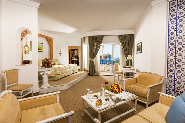 Hasdrubal Thalassa Junior Suite