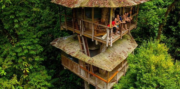 Finca Bellavista - Sustainable Treehouses