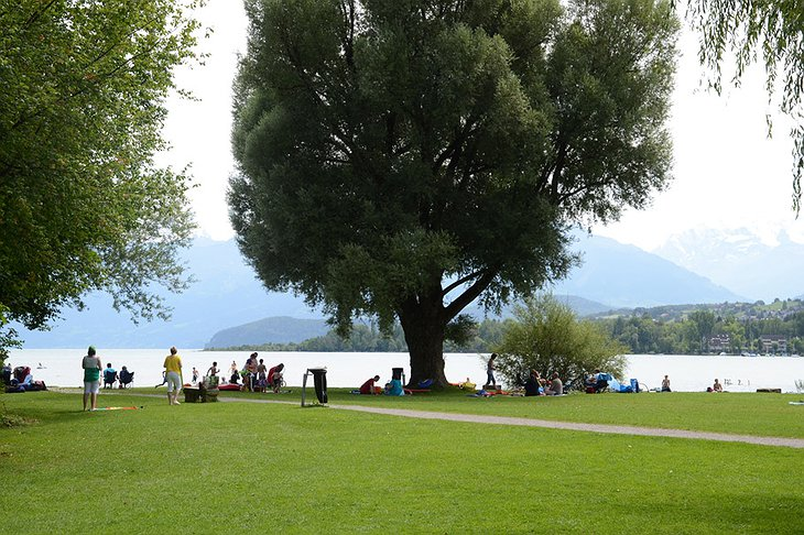 TCS Camping Thunersee