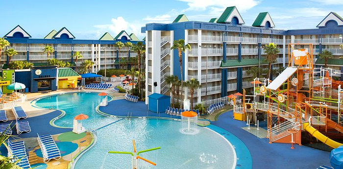 Holiday Inn Resort Orlando Suites - Cartoon Waterpark Fun