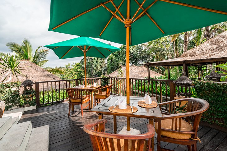Nandini Jungle Resort Wild Ginger Restaurant