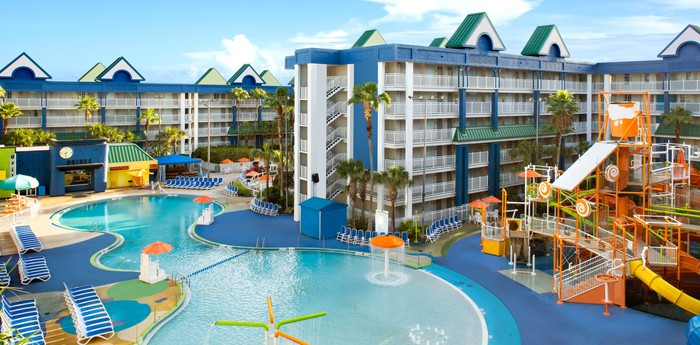 Nickelodeon Suites Resort