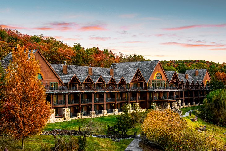 Big Cedar Lodge Cottages