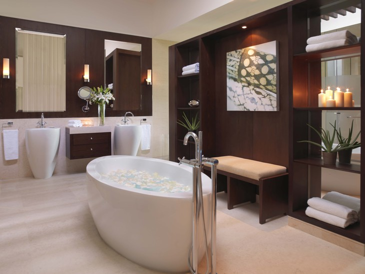 Desert palm resort dubai Bathroom design jobs dubai