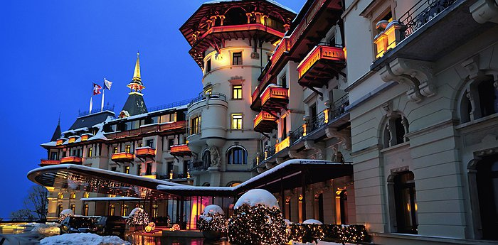 The Dolder Grand Hotel - Modern Hospitality Meets Swiss Luxury