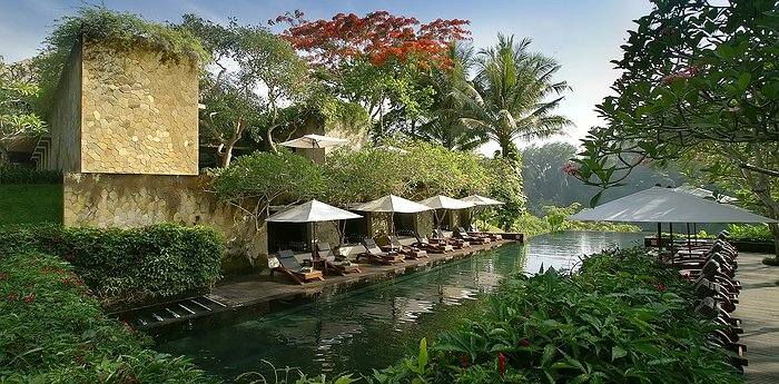 Maya Ubud Resort & Spa - Idyllic Jungle Getaway In The Heart Of Bali