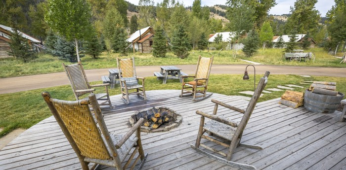 The Ranch at Rock Creek - Cowboy life in a pristine valley of Montana