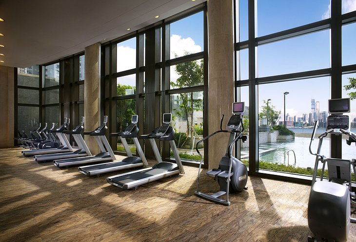 Harbour Grand Hong Kong gym