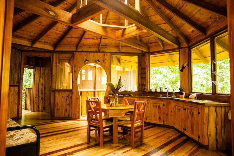 finca bellavista sustainable treehouses
