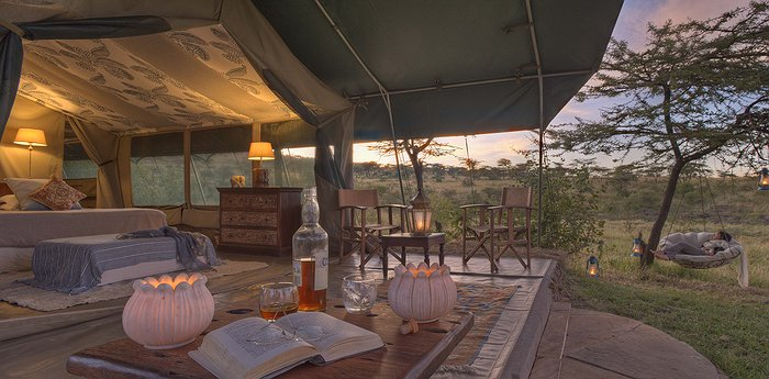 Richard's Camp Masai Mara