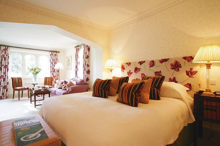 The Bath Priory Hotel Prem Deluxe Room
