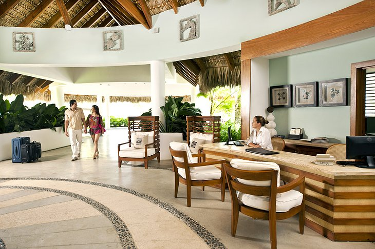 Sublime Samana check in