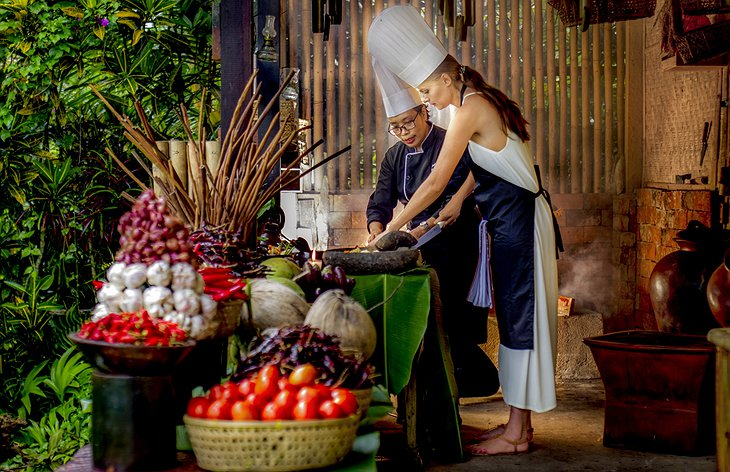 Nandini Jungle Resort Balinese Cooking Class