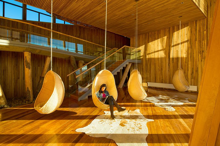 Tierra Patagonia Cocoon Hanging Chairs