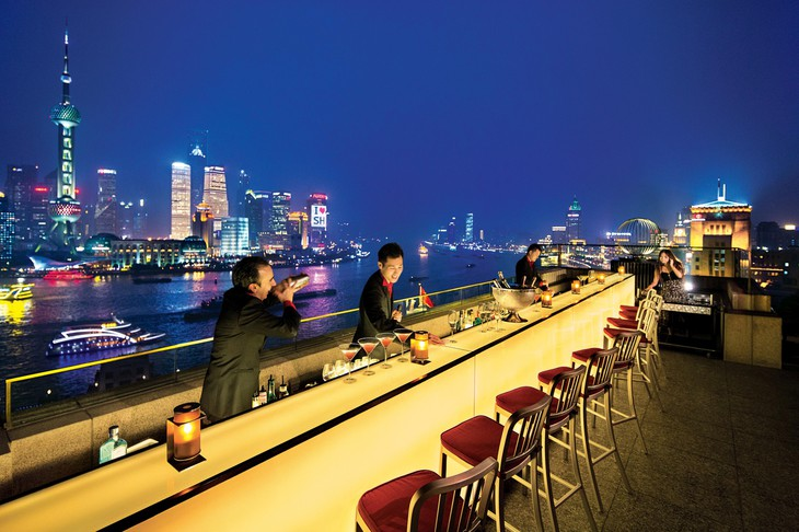 Sir Elly's Terrace - Vantage Point of The Peninsula Shanghai