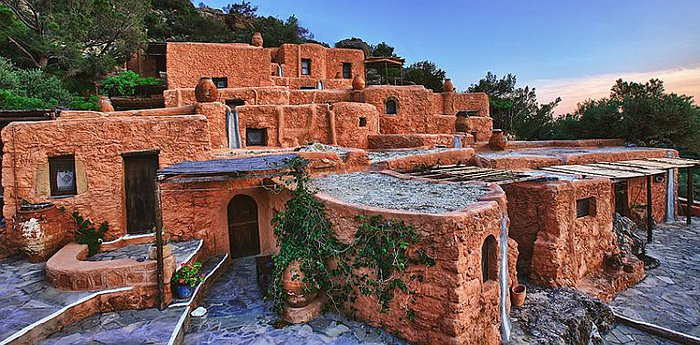 Aspros Potamos – Traditional Greek living