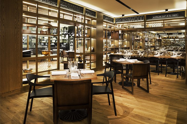 Four Seasons Sydney private dining