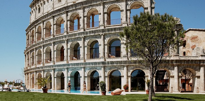 "4-star Superior Hotel ""Colosseo"" in Europa-Park"