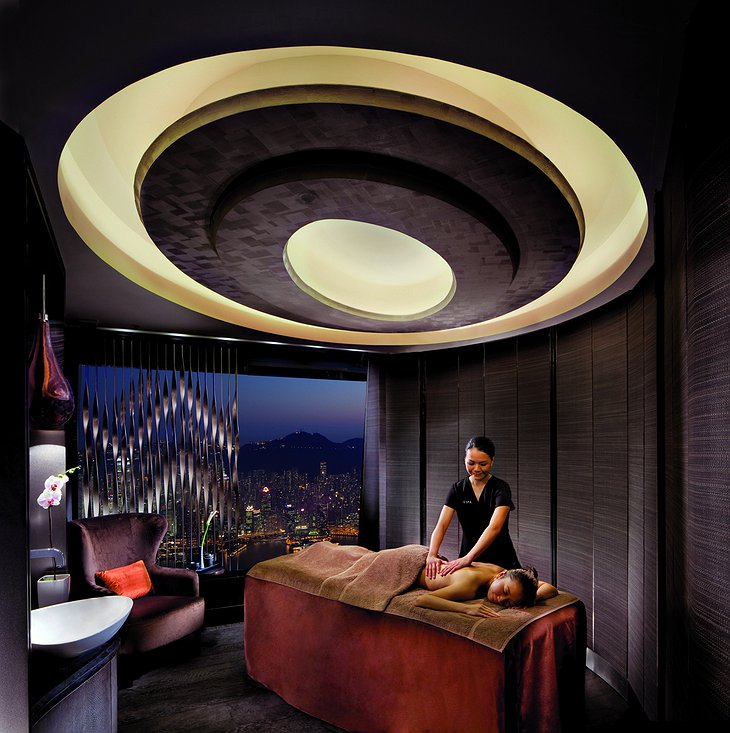 Ritz-Carlton Hong Kong Spa