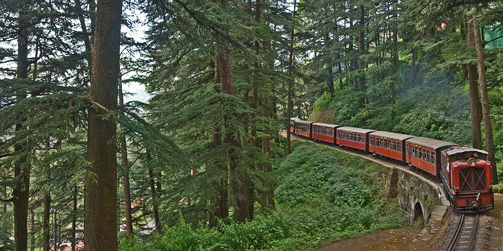 Shimla Himalayan train