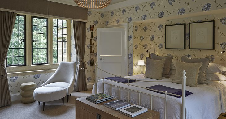 Foxhill Manor room