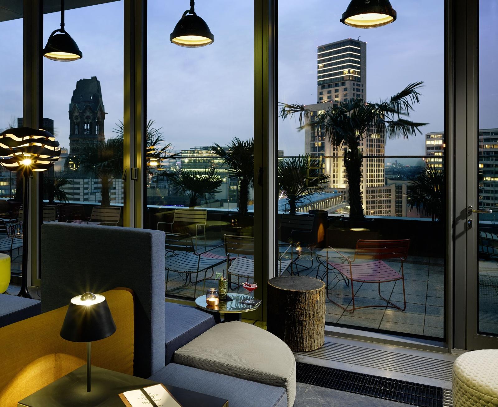 25hours bikini hotel berlin hipster paradise. Black Bedroom Furniture Sets. Home Design Ideas